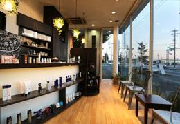 浜松・浜北の美容院 アンズ店内photo