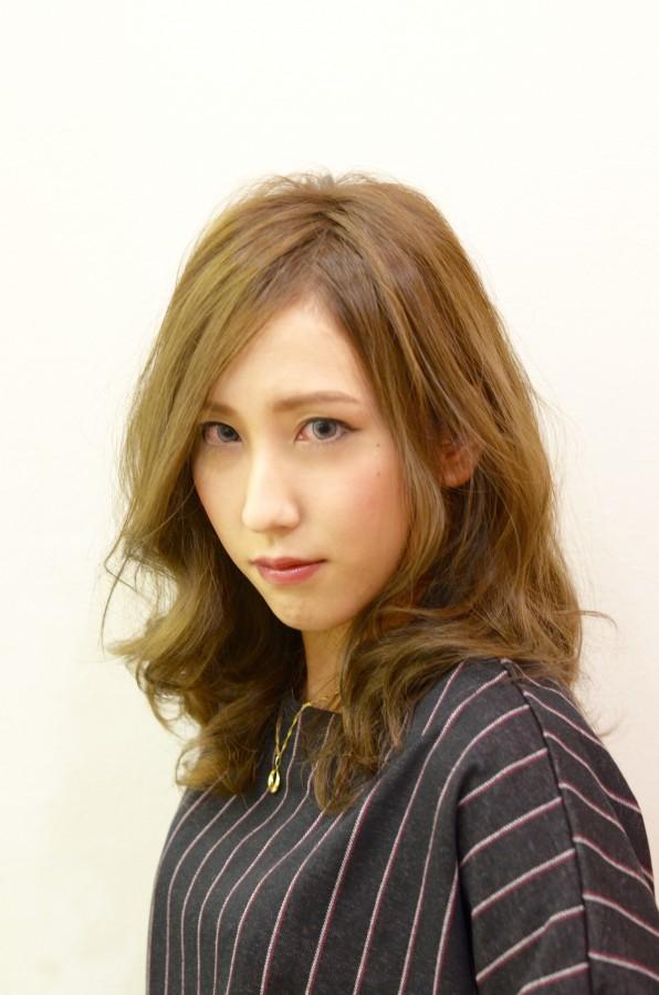 王道コンサバスタイル写真