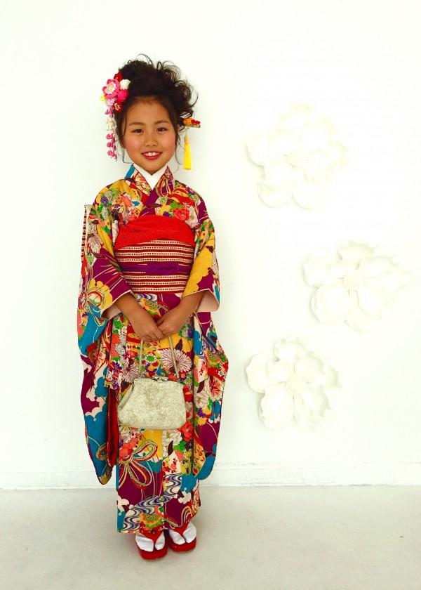 七五三(7歳)Front写真